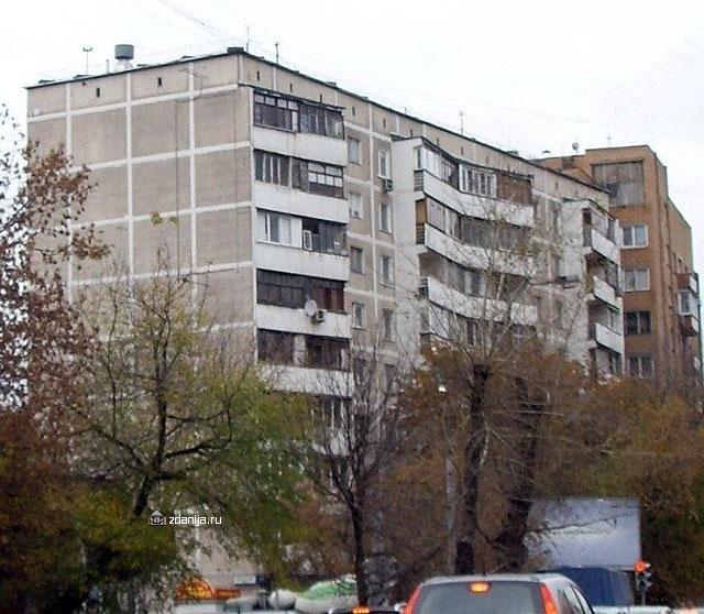 Балкон в домах серии 1-515/9ш - остекление и отделка в москв.
