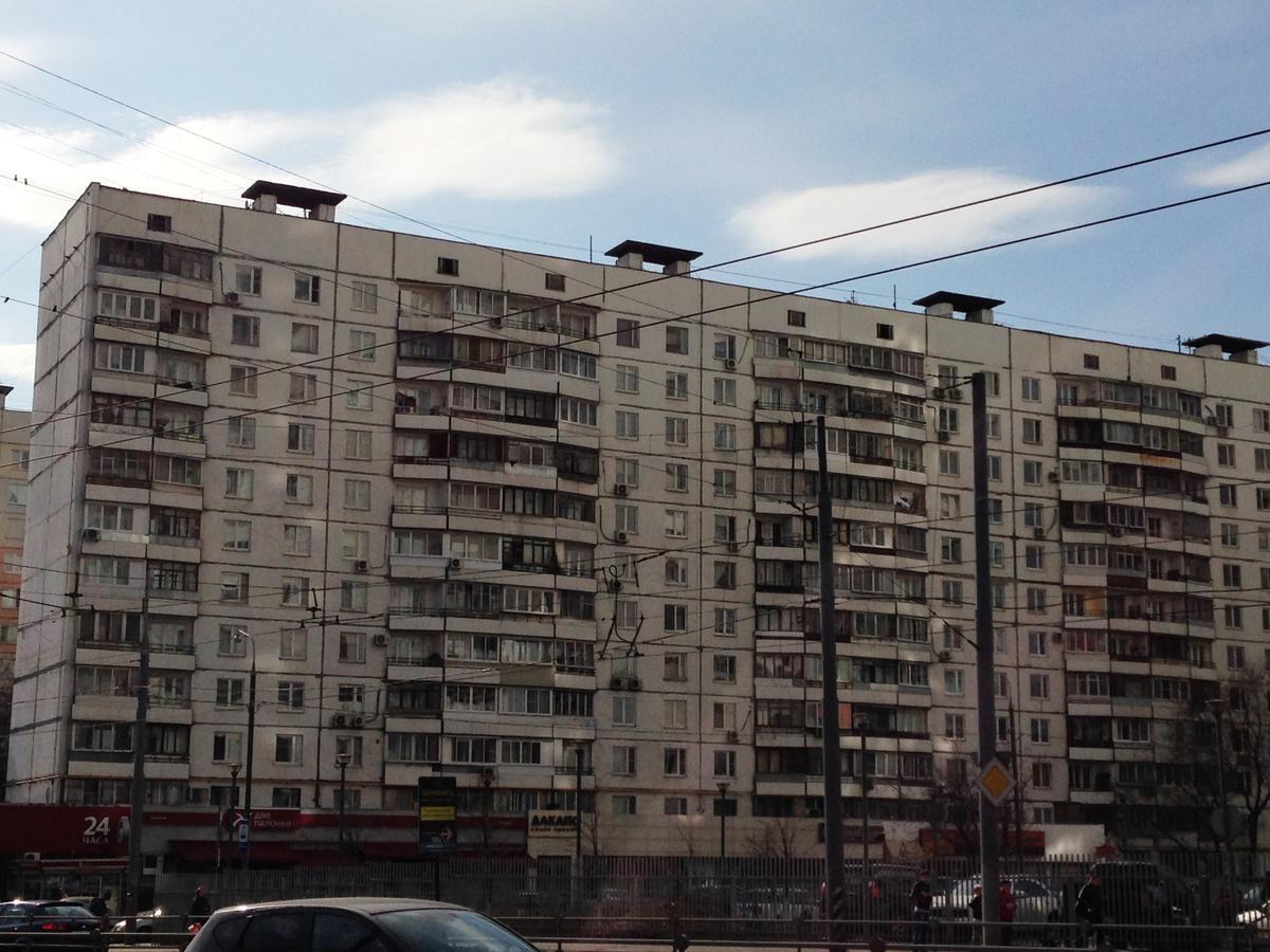 Балкон в домах серии ii-57 - остекление и отделка в москве.
