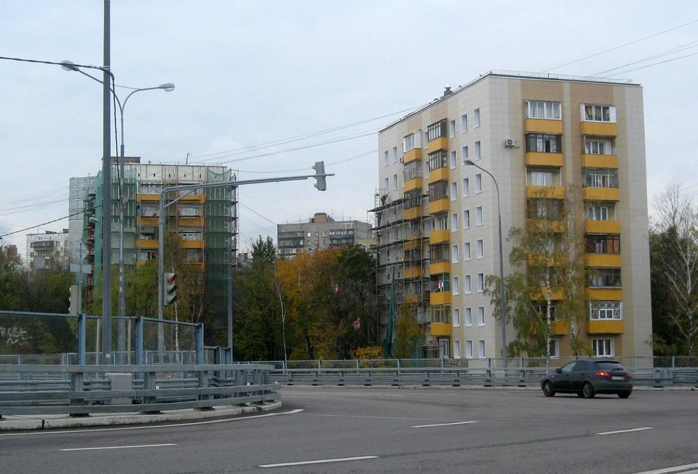 Балкон в домах серии ii-18 - остекление и отделка в москве.