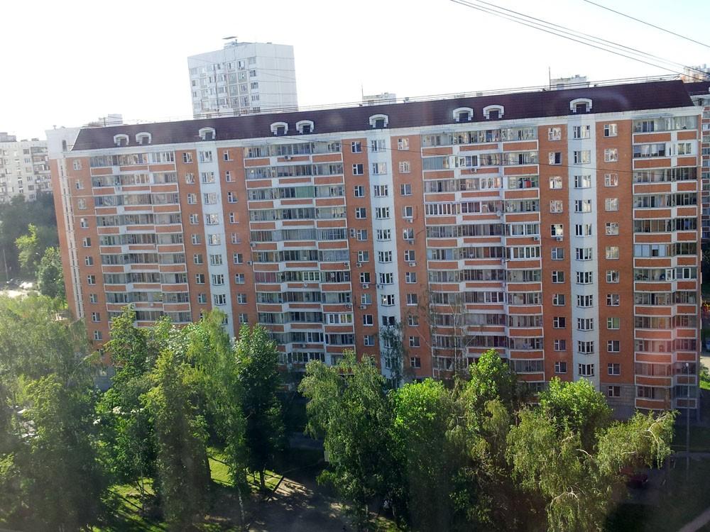 Балкон в домах серии п44т - остекление и отделка в москве.