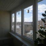 Отделка балкона под ключ - МираКлим